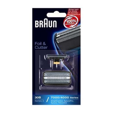 Recambio Braun Combi Pack 30 B 330 Serie 7000