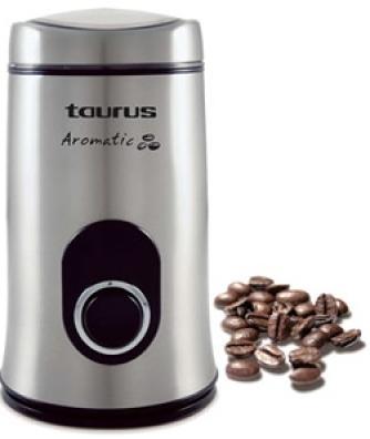 Molinillo de café Taurus Aromatic Acero Inox