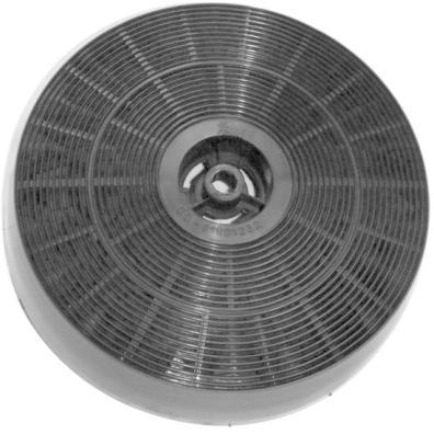 Accesorio Campana Teka C1C Circular tradicional Negro