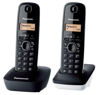 Teléfono Panasonic KX-TG1612SP1 1