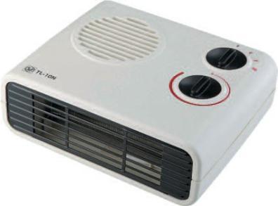 Calefactor S&P 53000052 Blanco