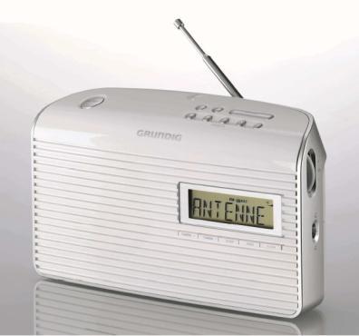 Radio Transistor Grundig GRN1400 0.75