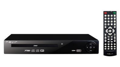 Reproductor DVD Nevir NVR-2324 USB JPG