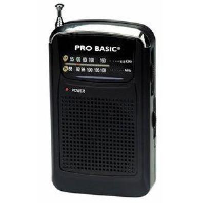 Radio Transistor Lauson RA114 Black