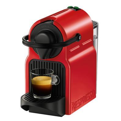Cafetera Krups XN1005 INISSIA Rojo