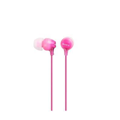 Auriculares Sony MDREX15LPPI.AE Rosa