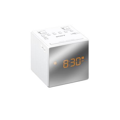 Radio Despertador Sony ICF-C1T Blanco