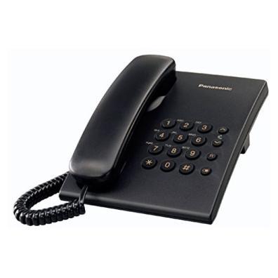 Teléfono Panasonic KX-TS500EXB