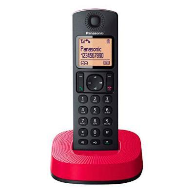 Teléfono Panasonic KX-TGC310SPR 1