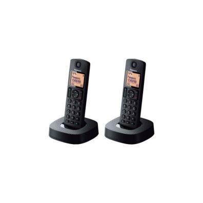 Teléfono Panasonic KX-TG312SPB Negro 1