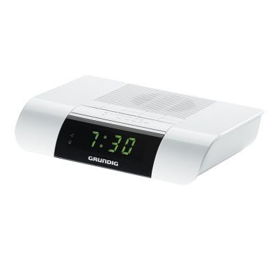 Radio Despertador Grundig SONOCLOCK KSC35 Blanco