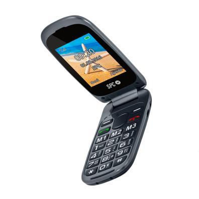 Teléfono móvil SPC 2304N Negro