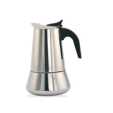CAFETERA ORBEGOZO ACERO INOX 6 TAZAS INDUCCION (=KFI650)