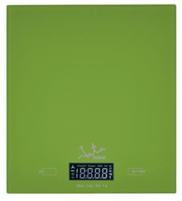 Báscula de cocina JATA 729V Verde