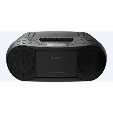 Radio CD/DVD Sony CFD-S70B 3.4