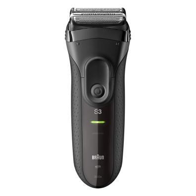 Afeitadora Facial Braun 3020s Serie 3 ProSkin Blanca/Negra