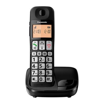 Teléfono Panasonic KX-TGE310SPB 1