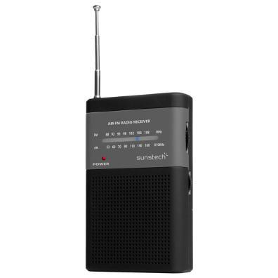 Radio Transistor Sunstech RPS42BK Negro