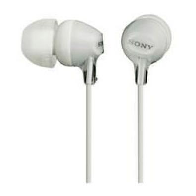 Auriculares Sony MDREX15APW.CE7 Blanco