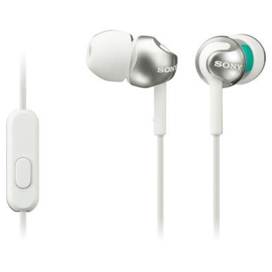 Auriculares Sony MDR-EX110PW Blanco