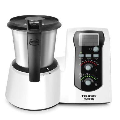 Robot de cocina Taurus Mycook Easy 1600W