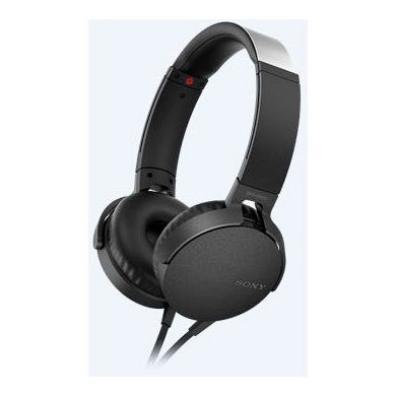 Auriculares Sony MDRXB550APB.CE7 Negro