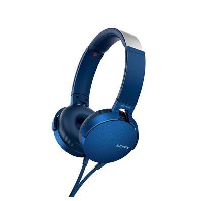 Auriculares Sony MDRXB550APL.CE7 Azul