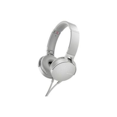 Auriculares Sony MDRXB550APW.CE7 Blanco