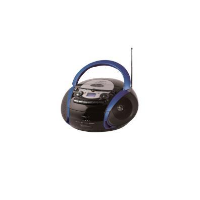 Radio CD Nevir NVR-482UCM AZUL Azul-negro