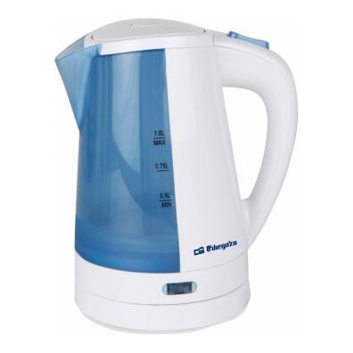 Hervidor de agua Orbegozo KT50100 2200