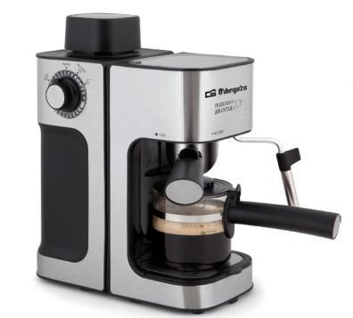 Cafetera Orbegozo EXP5000 2- 4 TAZAS