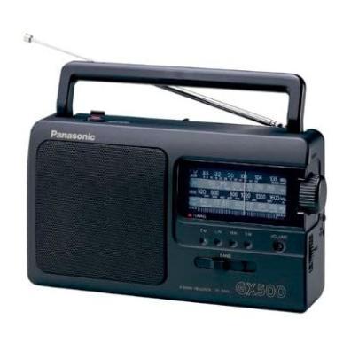 Radio Transistor Panasonic RF-3500E9-K 1000 mW