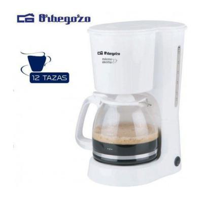 Cafetera Orbegozo CG4050B 12 tazas