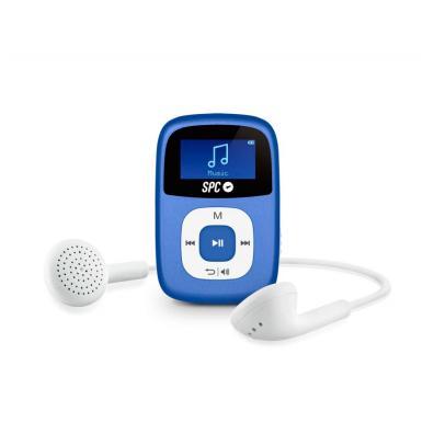 Repdoductor de música SPC 8644A Azul