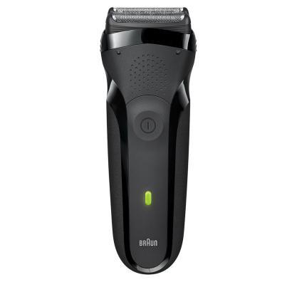 Afeitadora Facial Braun Cuidado personal Serie 3 300S Negro