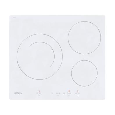 Placa Cata IB 6203 WH 3 zonas