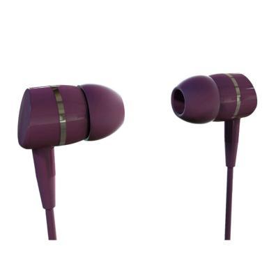 Auricular Vivanco 38904 Púrpura Bluetooth