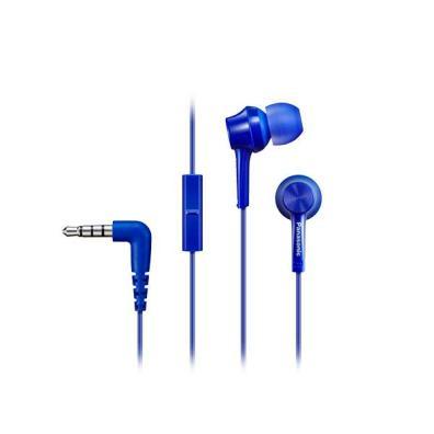 Auriculares Panasonic RP-TCM115E-P Azul
