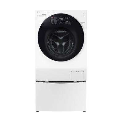 Lava-secadora LG TWDG12W A