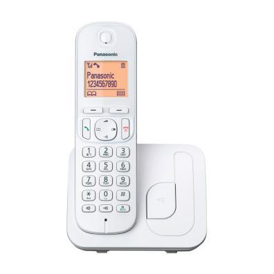 Teléfono Panasonic KX-TGC210SPW Blanco