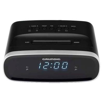 Radio Despertador Grundig SONOCLOCK SCN 120 Negro