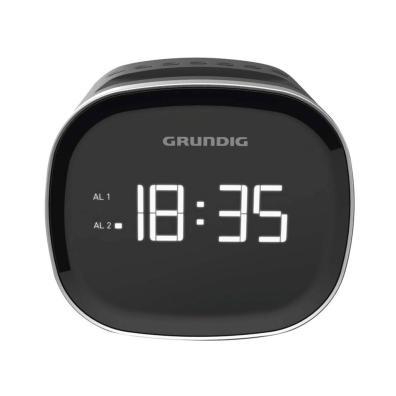 Radio Despertador Grundig SCN230 Negro