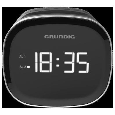 Radio Despertador Grundig SCC 240 BLACK Negro
