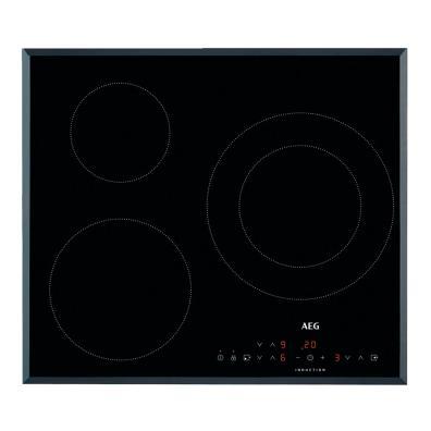 Placa inducción AEG IKB6330SFB 3