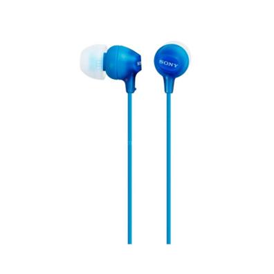 Auriculares Sony MDR-EX15APLI Azul
