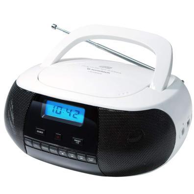 Radio CD Sunstech CRUSM400WT 2W