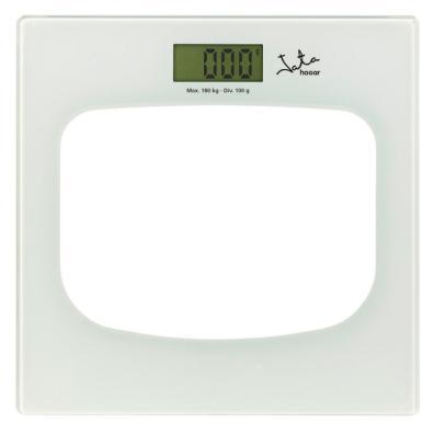 Báscula de Baño Jata p111 Blanco
