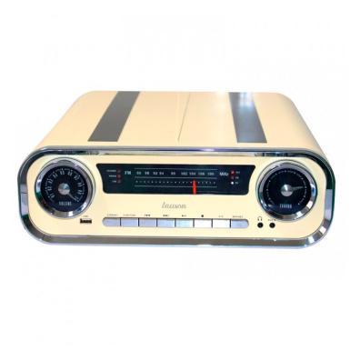 Sistema de audio Lauson 01TT15 Beige 10