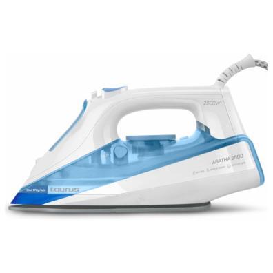 Plancha Taurus AGATHA 2800 Azul/Blanco