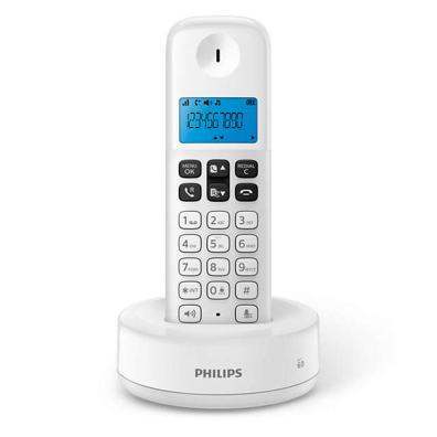 Teléfono Philips D1611W/34 1